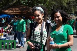 Savannah, St Patricks Day, Festival