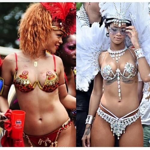 Rihanna - Barbados Carnival